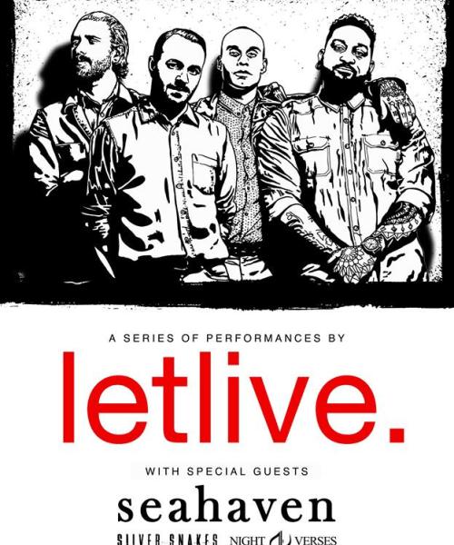 Letlive. announce summer US tour