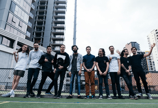 northlane in hearts