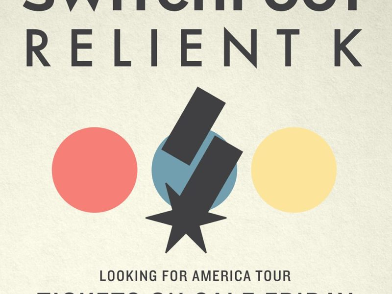 Switchfoot and Relient K announce tour