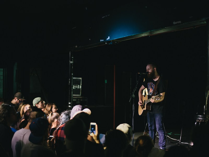 Aaron West and the Roaring Twenties – Can't Swim – Cold Collective // Syracuse, NY 6.3.2016
