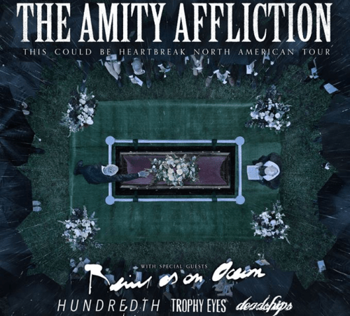 The Amity Affliction announce North American fall tour
