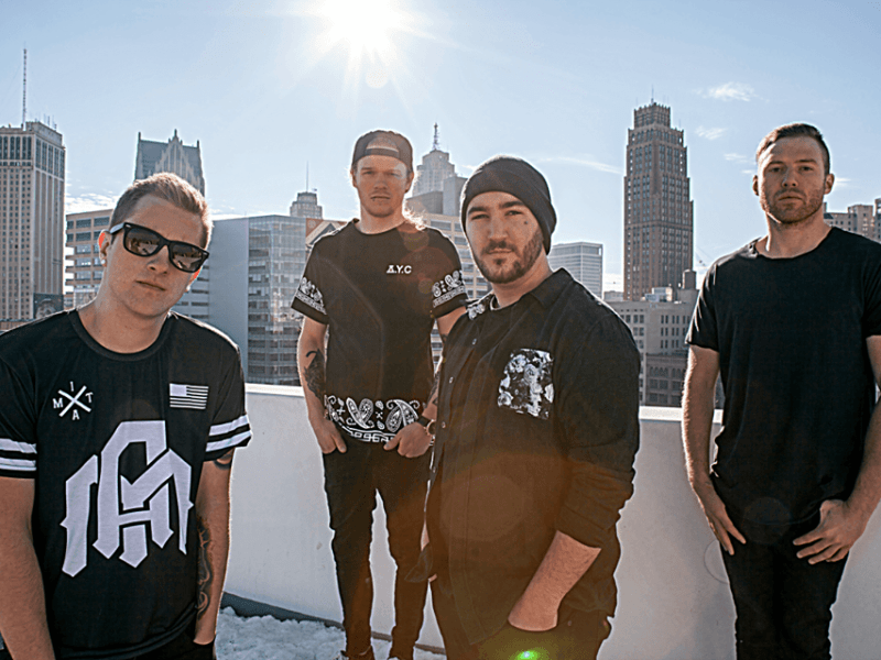 I Prevail announce US holiday tour