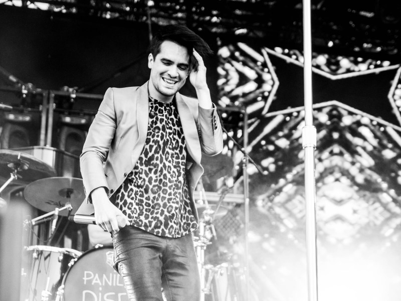 "Panic! At The Disco release ""Bohemian Rhapsody"" cover"