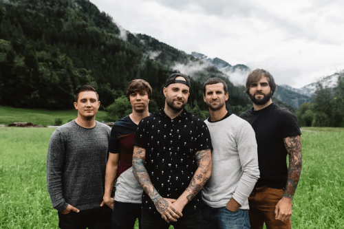 "August Burns Red release new song, ""What Child Is This? (Greensleeves)"""