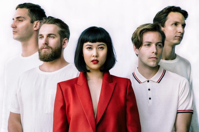 """The Naked and Famous release new song, """"Laid Low"""""""