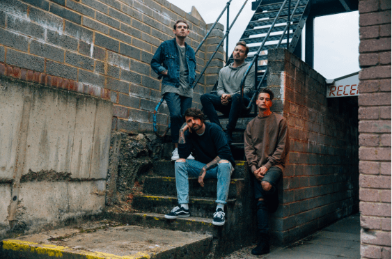 "Lower Than Atlantis release ""Work For It"" music video"