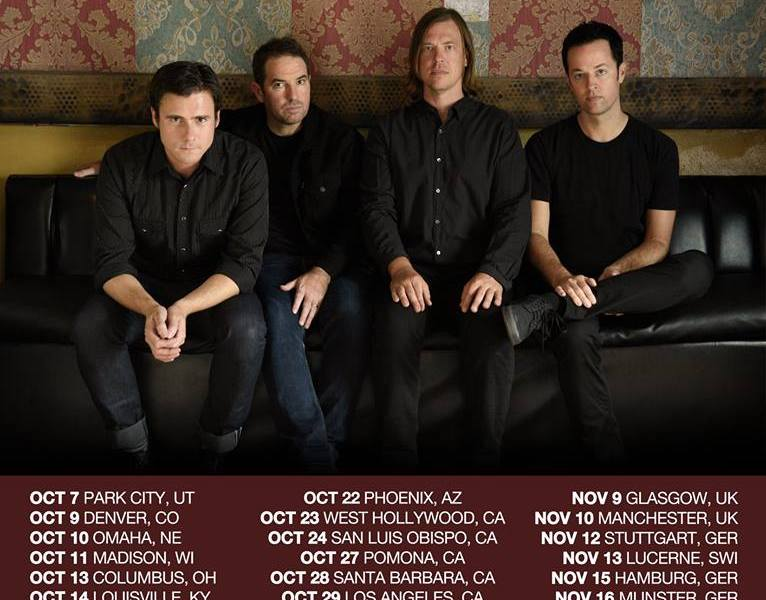 Jimmy Eat World announce tour