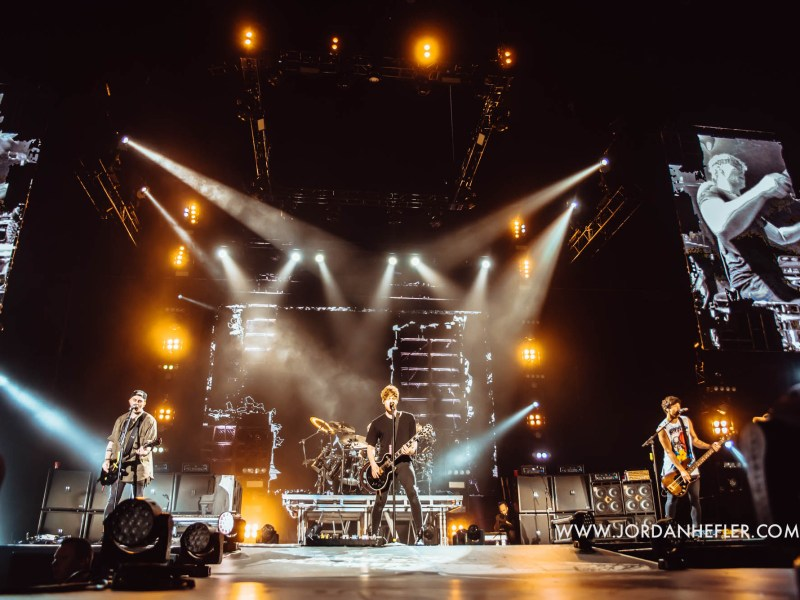 5 Seconds of Summer // New Orleans 9.16.16
