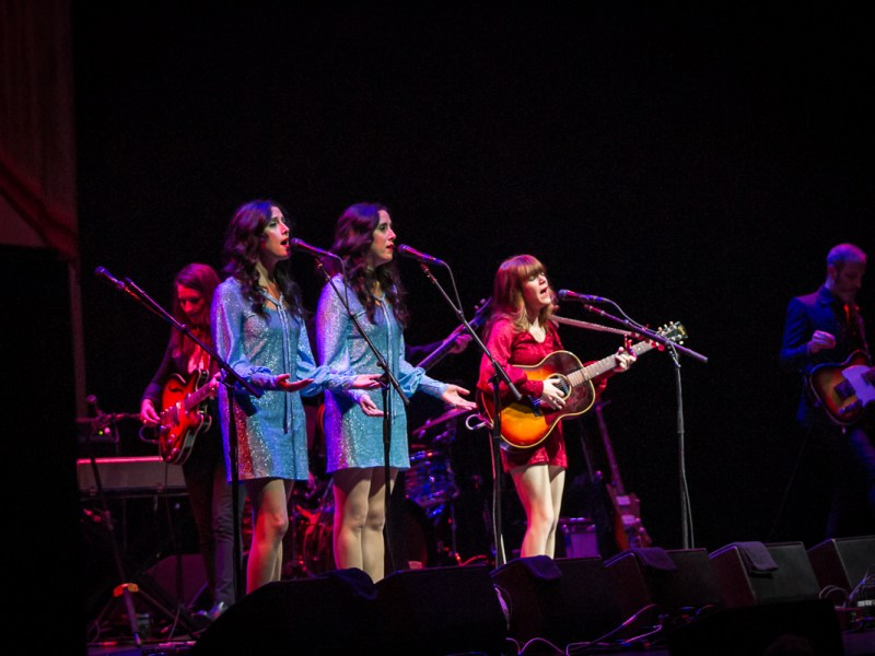 Jenny Lewis and the Watson  Twins // Chicago 9.8.2016
