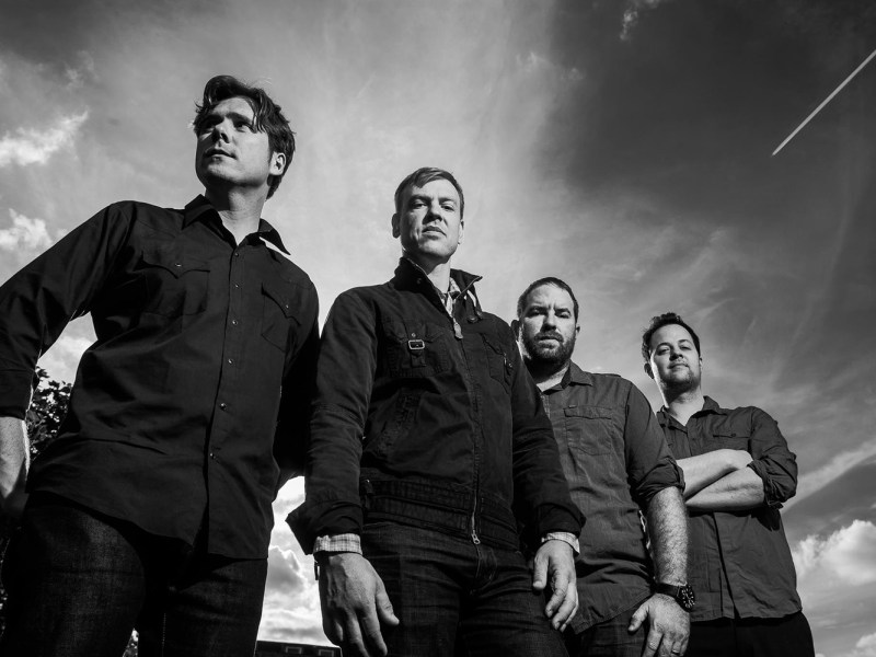 "Jimmy Eat World release new song, ""You With Me"""