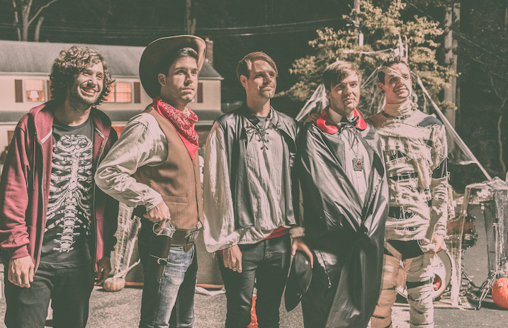 "Real Friends release Halloween-themed music video for ""Mess"""