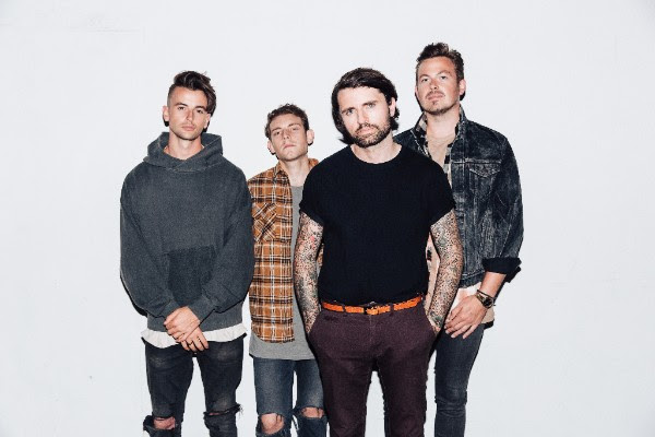 "Lower Than Atlantis release new song, ""Boomerang"""