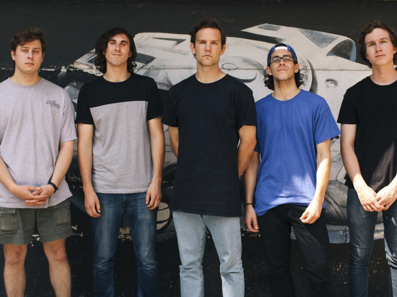 "Knuckle Puck release ""Evergreen"" music video"