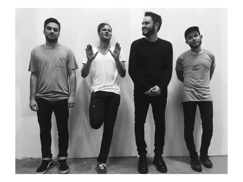 """Can't Swim release new song, """"Quitting"""""""