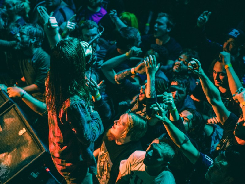 Stoleaway – Lowcountry – Old Wounds – Every Time I Die // Valparaiso, IN 11.7.16