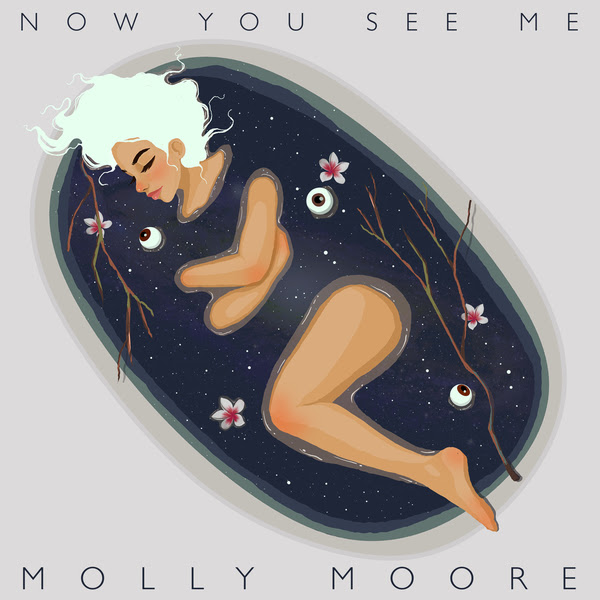 EP Review: Molly Moore 'Now You See Me'