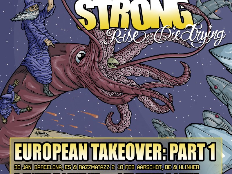 Four Year Strong announce European/UK 10-year anniversary tour
