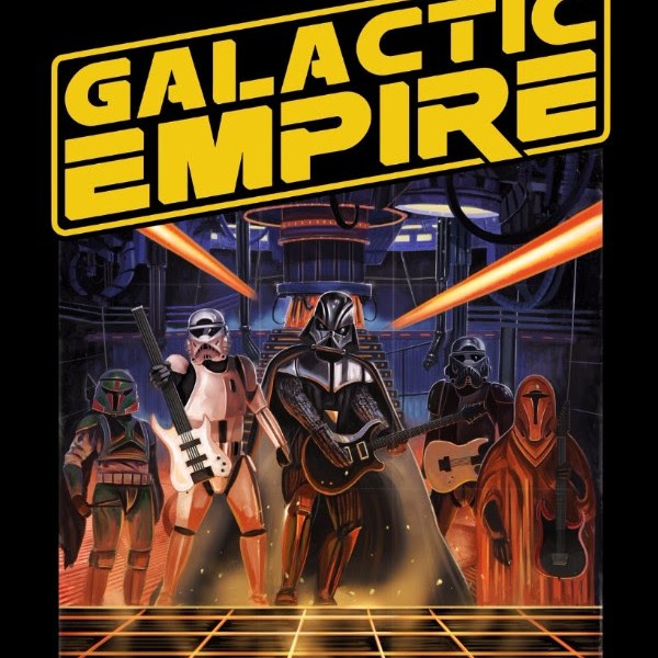 Galactic Empire announce debut self-titled album