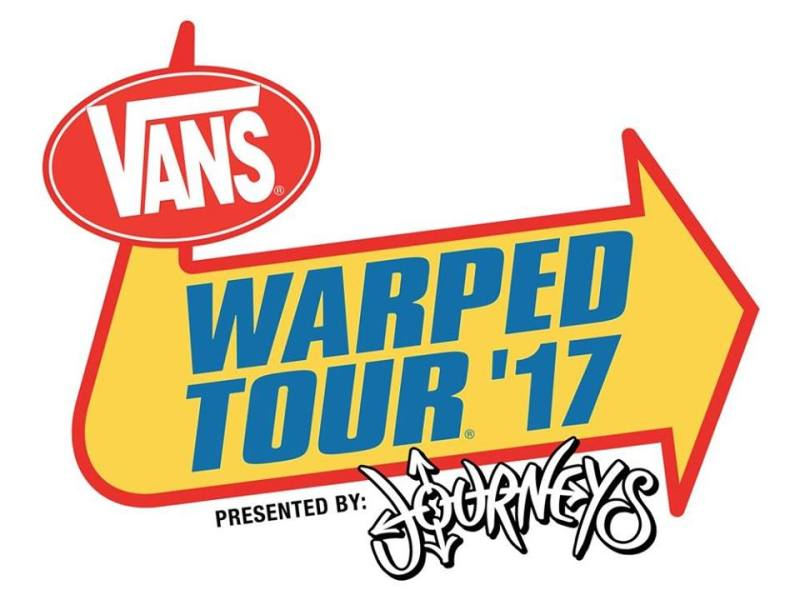 Vans Warped Tour announce 2017 dates and cities