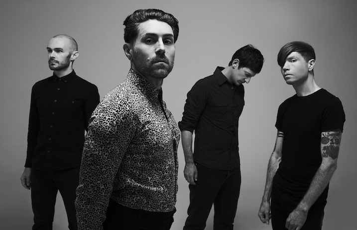 AFI announce 'The Blood' tour