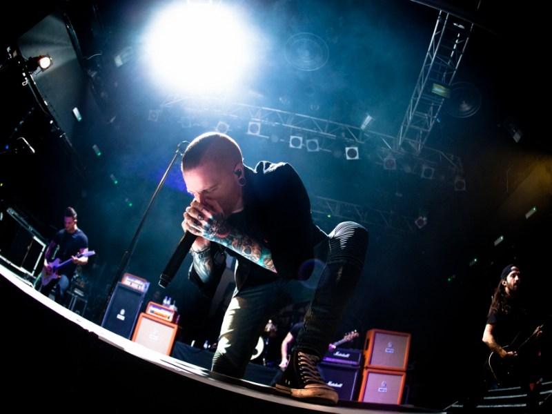 Silverstein – Memphis May Fire // London, UK 11.30.16