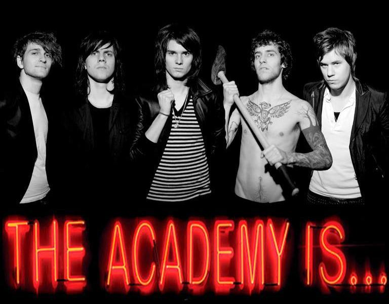 The Academy Is… are teasing announcement