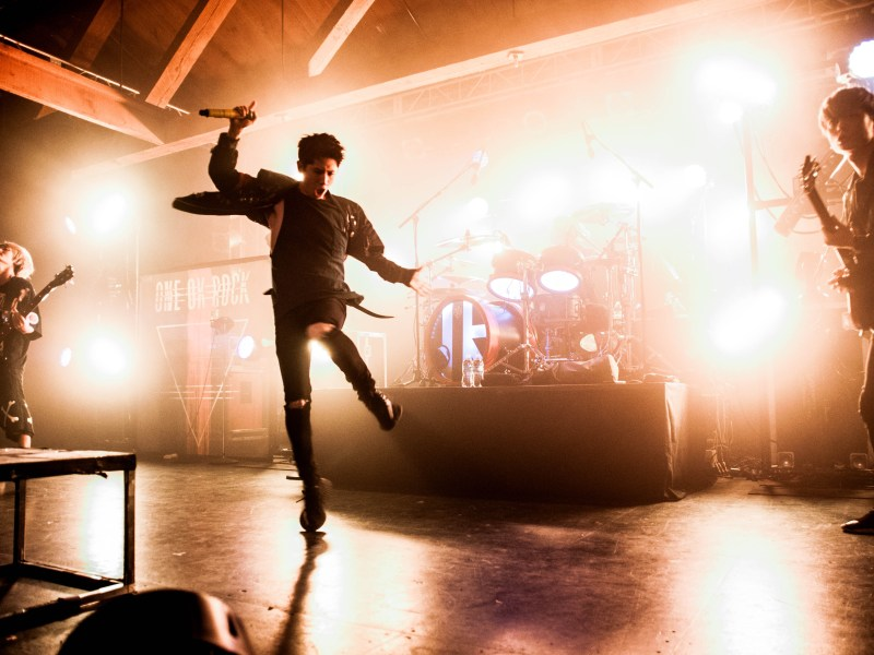 ONE OK ROCK // Seattle 1.24.2017