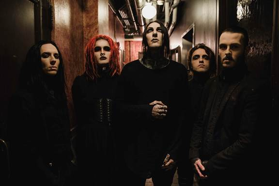 "Motionless In White debut new song, ""Eternally Yours"""