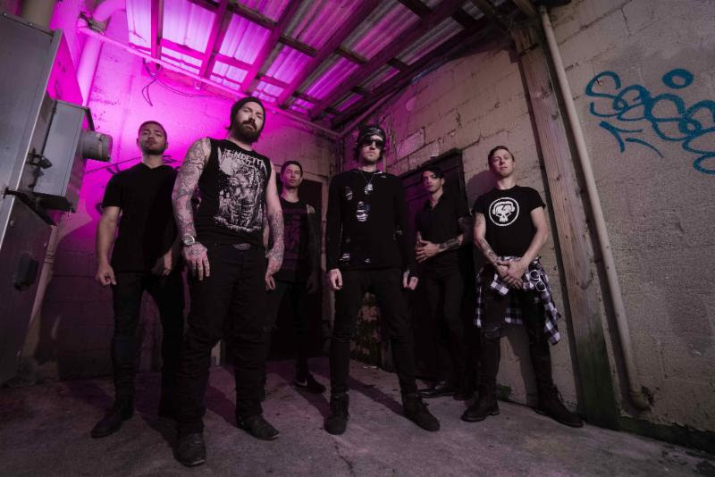 Alesana announce west coast 'On Frail Wings Of Vanity And Wax' 10-year tour