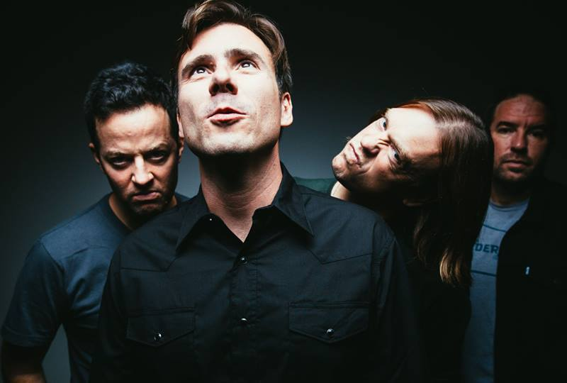 Jimmy Eat World announce tour with Beach Slang