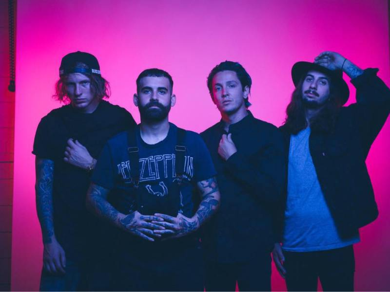 "The Word Alive release new song, ""Misery"""
