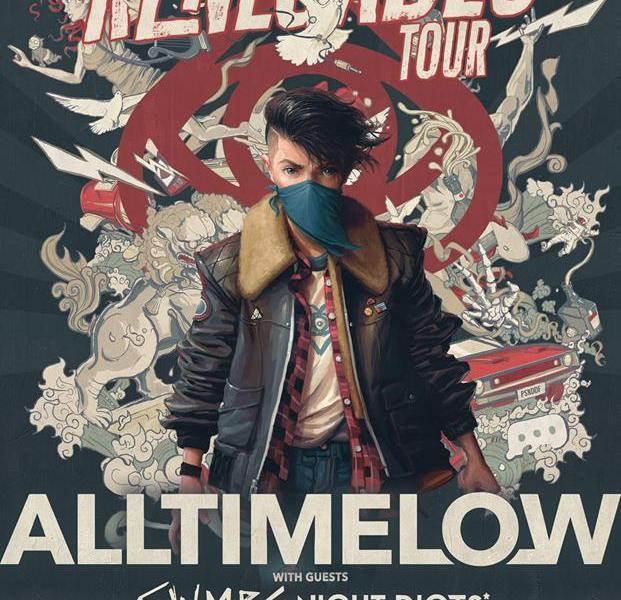 All Time Low announce summer tour