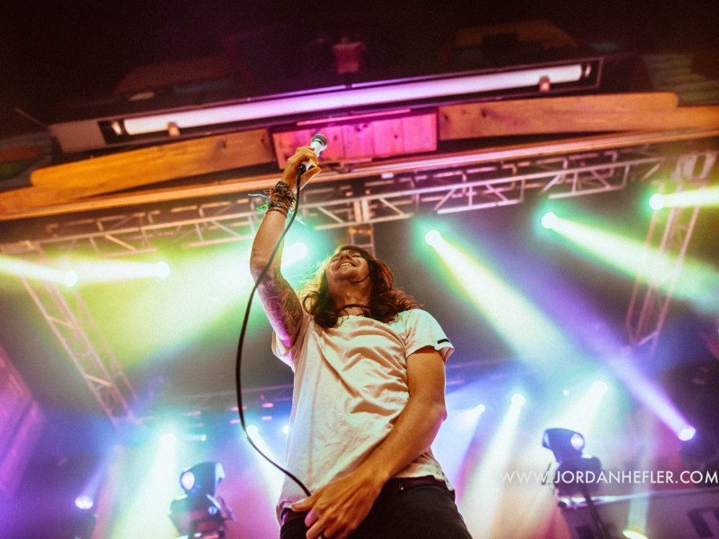"Mayday Parade ""A Lesson in Romantics"" 10 Year Tour // 3.23.17 New Orleans, LA"