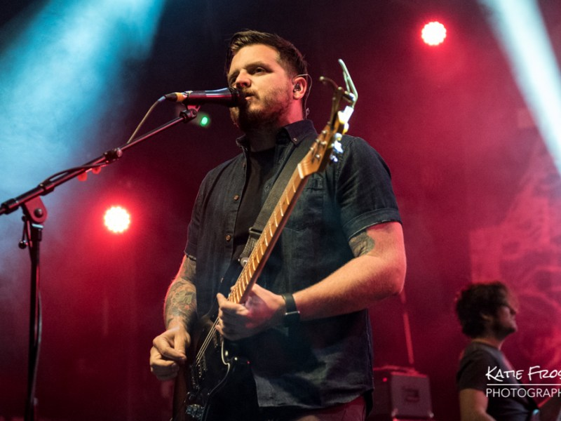 God Damn – Thrice // 04.27.17 London, UK