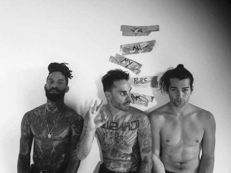 The Fever 333 send fans cryptic mail, possibly hint at new release