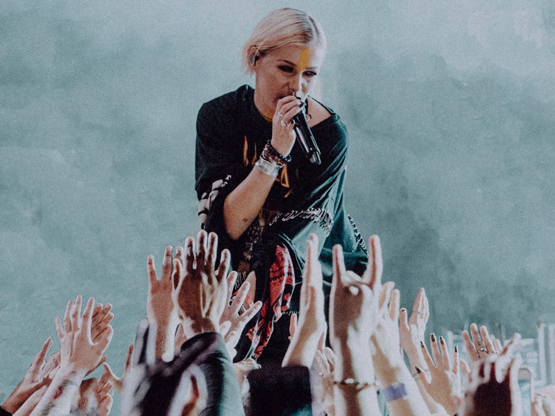 Silverstein – Tonight Alive – Broadside – Picturesque // New York, NY 2.28.2018
