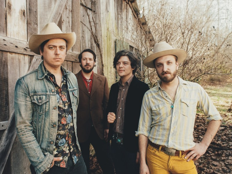 "The Wild Feathers discuss their new album, their ""Meat and Greet"" and what's ahead"