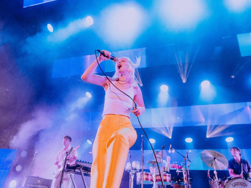 PARAMORE'S TOUR 5: CHICAGO, IL – 07.02.2018