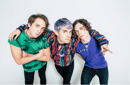 """Waterparks release new music video for """"We Need To Talk"""""""