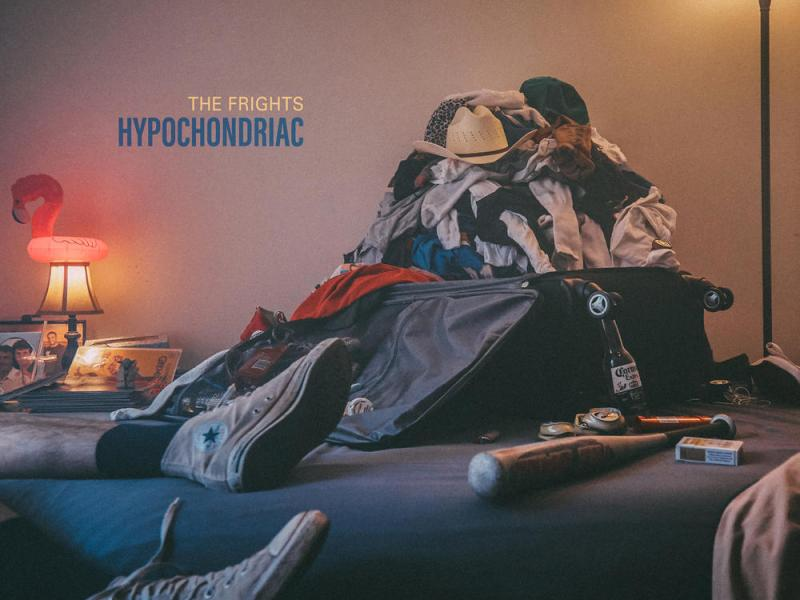 "Album Review: The Frights ""Hypochondriac"""