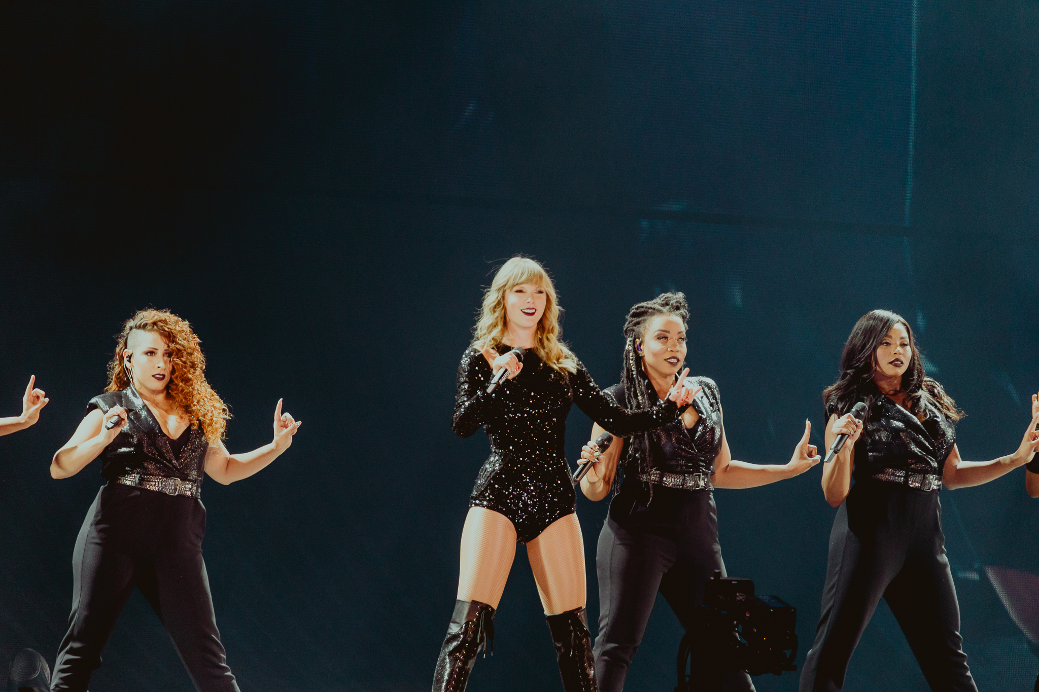 Taylor Swift Reputation Stadium Tour Detroit Mi 08 28 2018