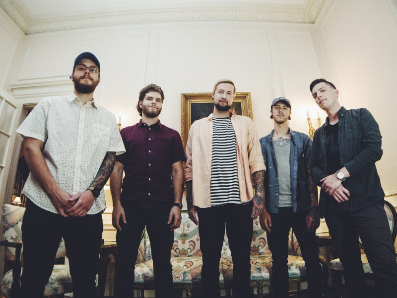 Brigades discuss their new EP, starting over as a band and what's next