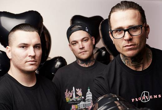 "The Amity Affliction release music video for ""D.I.E"""