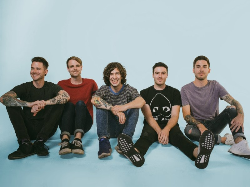Real Friends announce tour with Boston Manor, Grayscale, Eat Your Heart Out