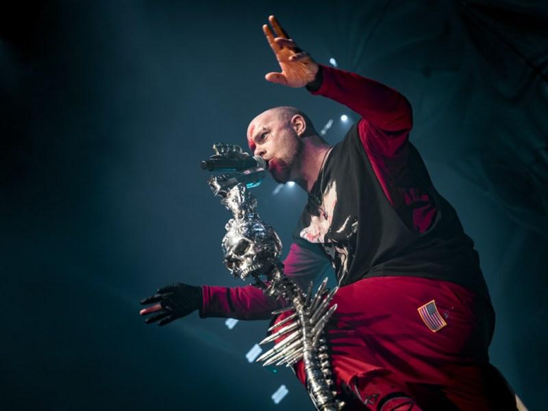 Five Finger Death Punch – Breaking Benjamin – Nothing More – Bad Wolves // Detroit, MI 9.1.18