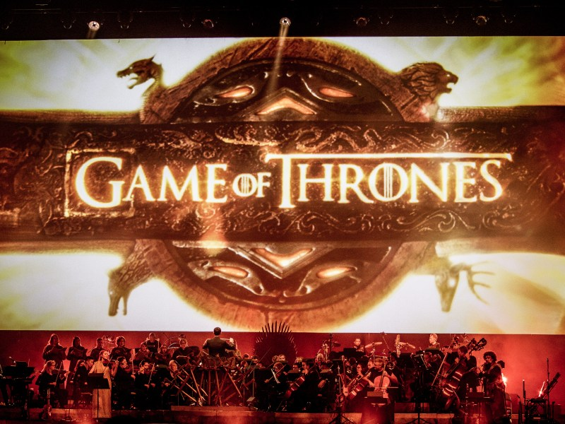 Game of Thrones Live Concert Experience // Dallas, TX 9.16.18