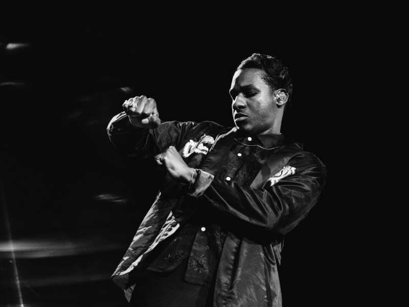 Leon Bridges – Masego  // Nashville, TN 8.29.18