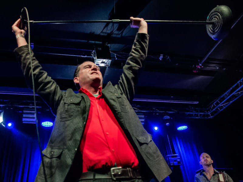Electric Six – Jeremy and The Harlequins – Jack Holiday and the Westerners