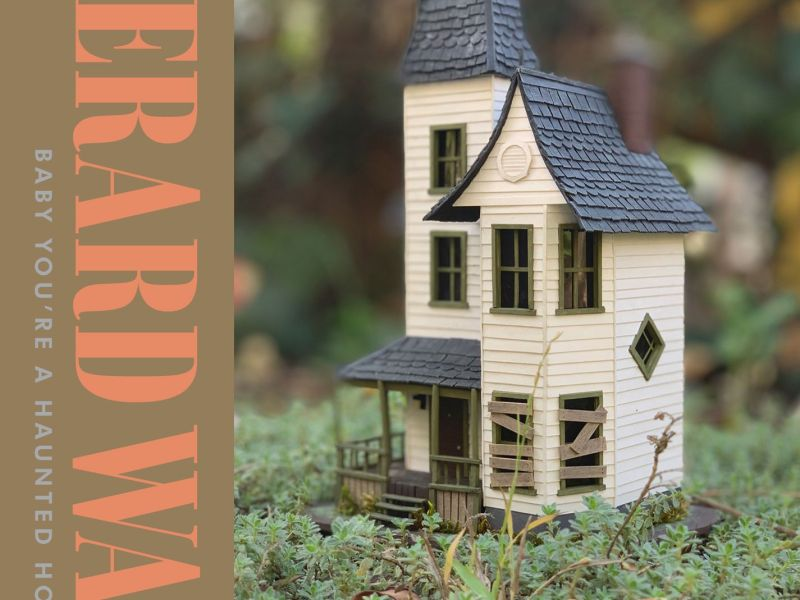 """Gerard Way returns with new single """"Baby You're a Haunted House"""""""