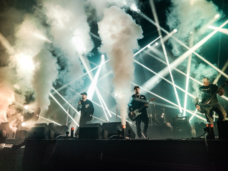Good Charlotte // Cleveland, OH // 10.28.2018